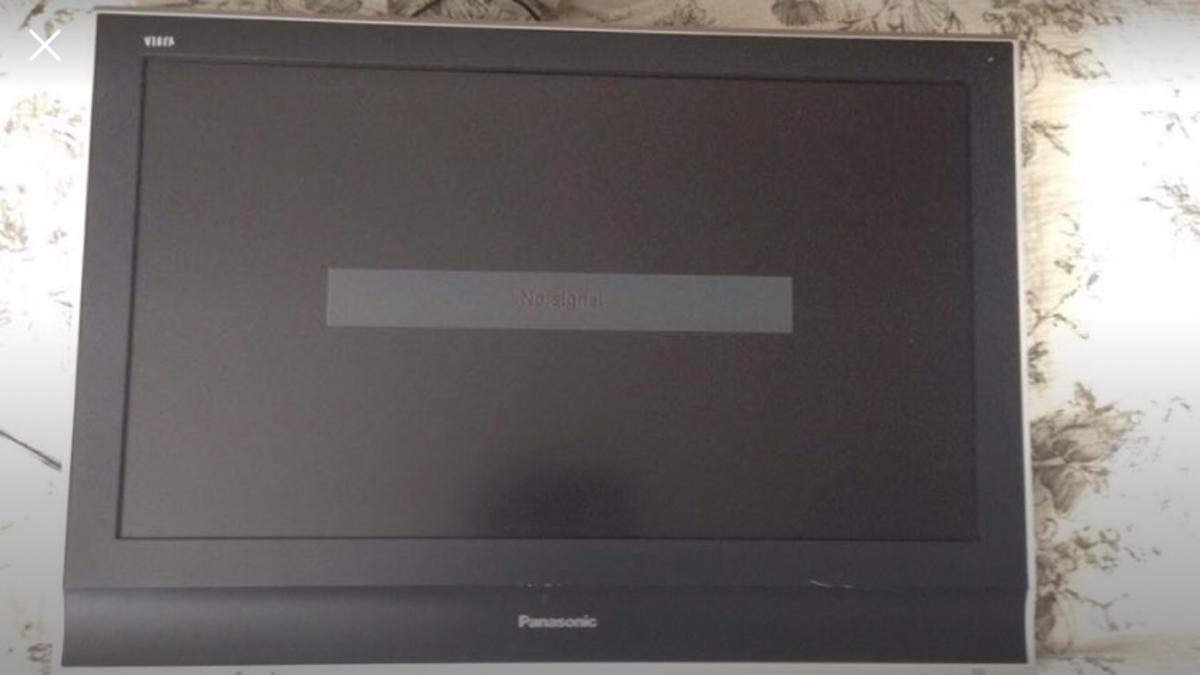 """7d6f9bb1a 32"""" Panasonic Viera Tv in Lea for £35.00 for sale - Shpock"""