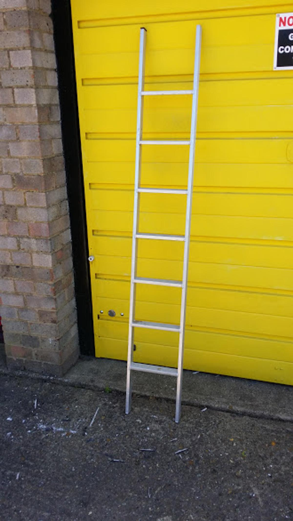 Picture of: Camper Van Bunk Bed Ladder In Sg1 Stevenage For 30 00 For Sale Shpock