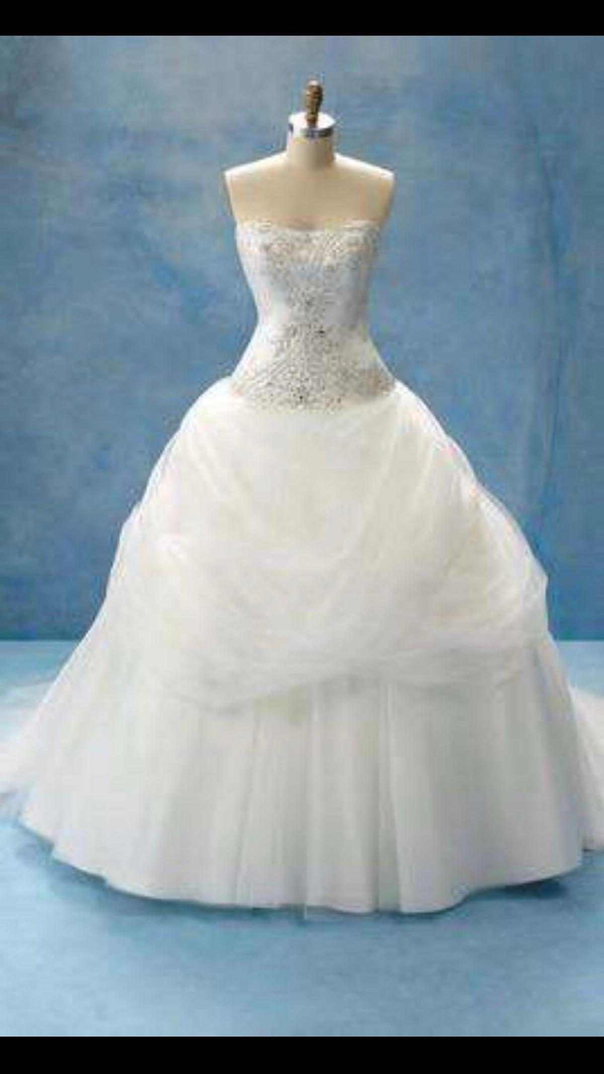 Disney Belle Brautkleid