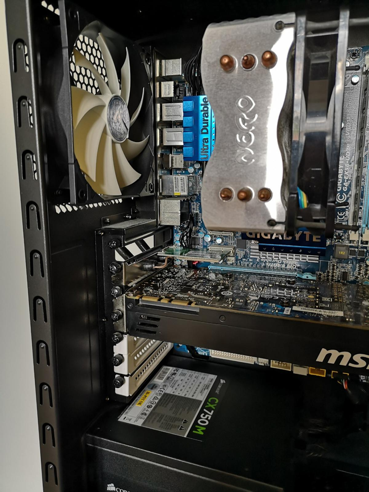 6 core 4 2 ghz gaming pc gtx 970 in WS10 Walsall for £370 00