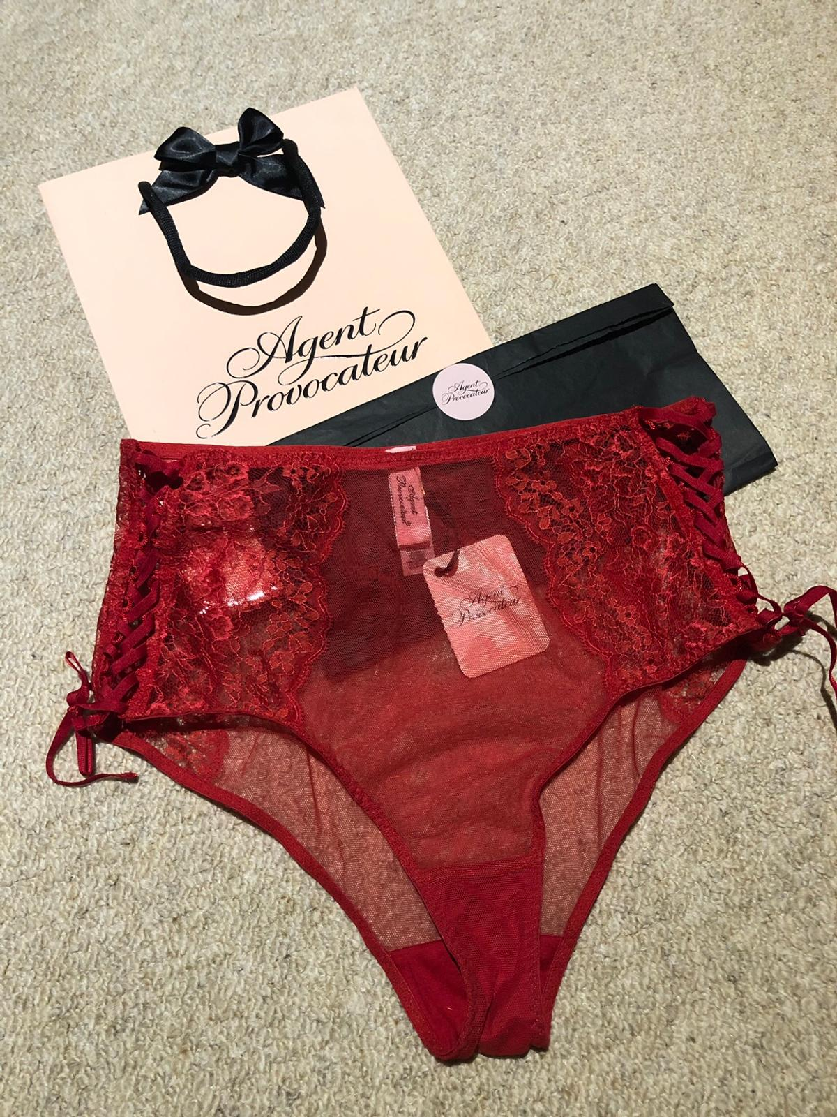 shop best sellers outlet online picked up Brand new agent provocateur brief bottom red