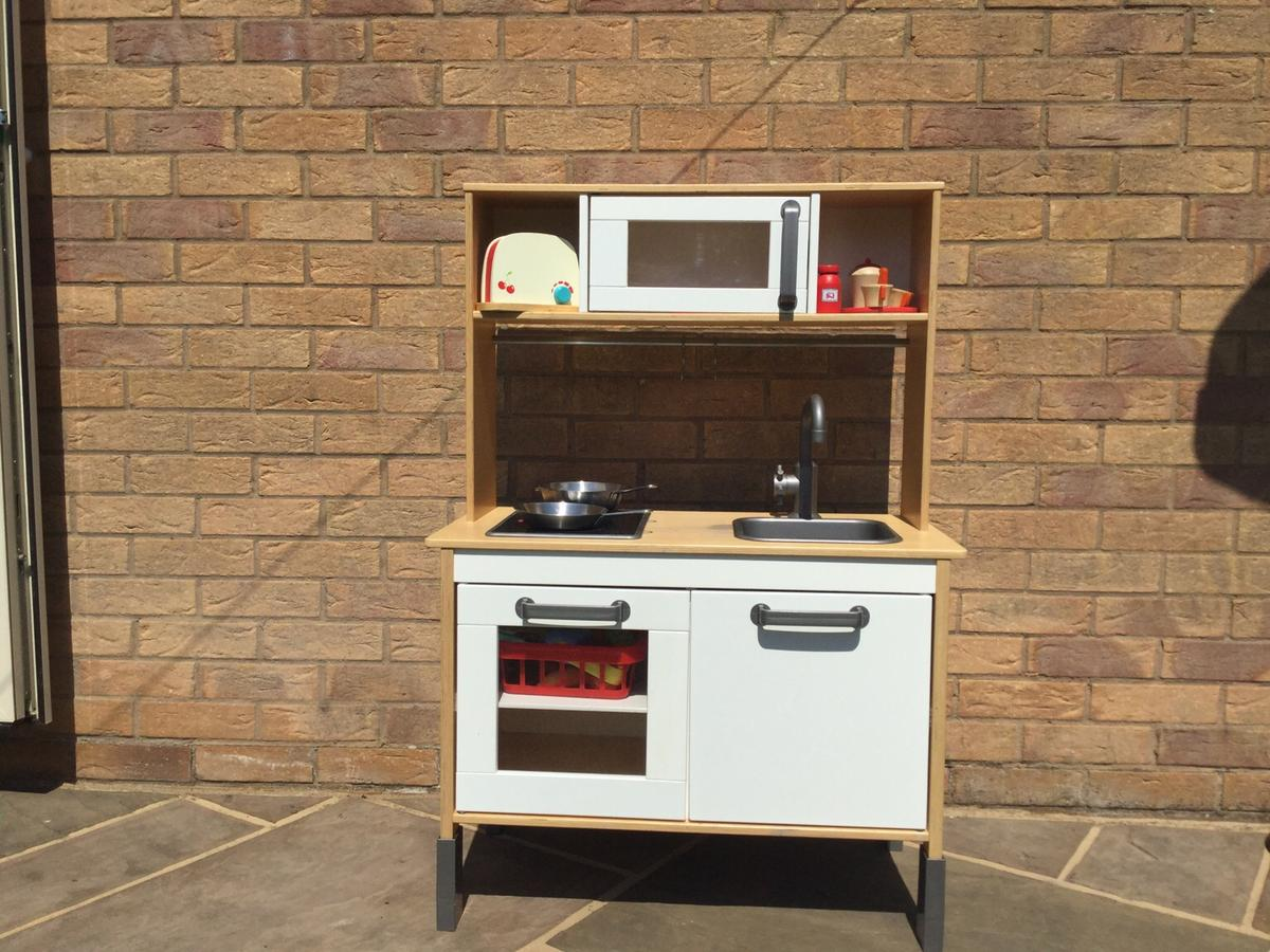 Kids Ikea Duktig Wooden Kitchen In South Kesteven For 20 00 For
