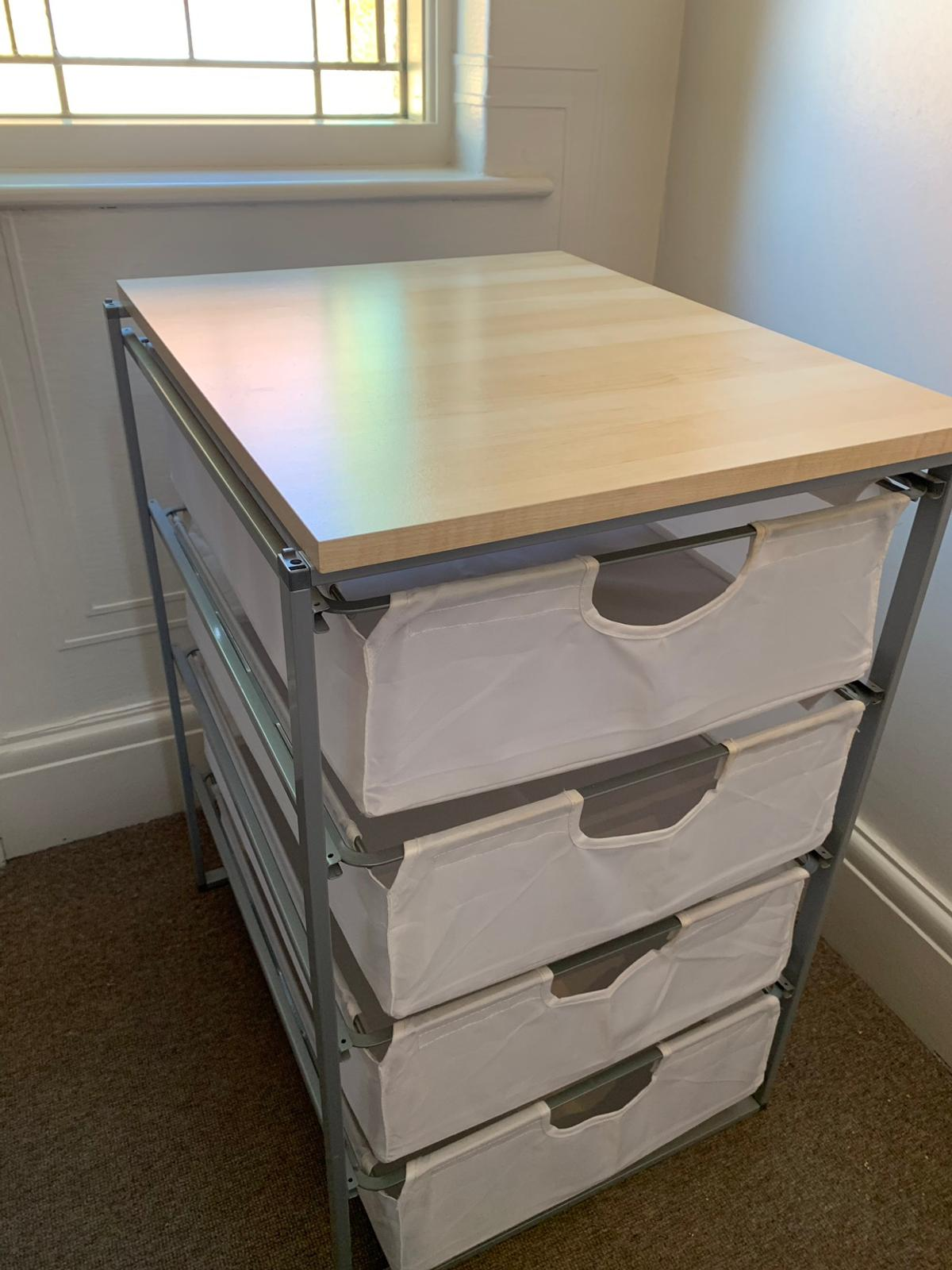 Ikea Antonius 4 Drawer Storage Unit In S65 Rotherham For 2000 For