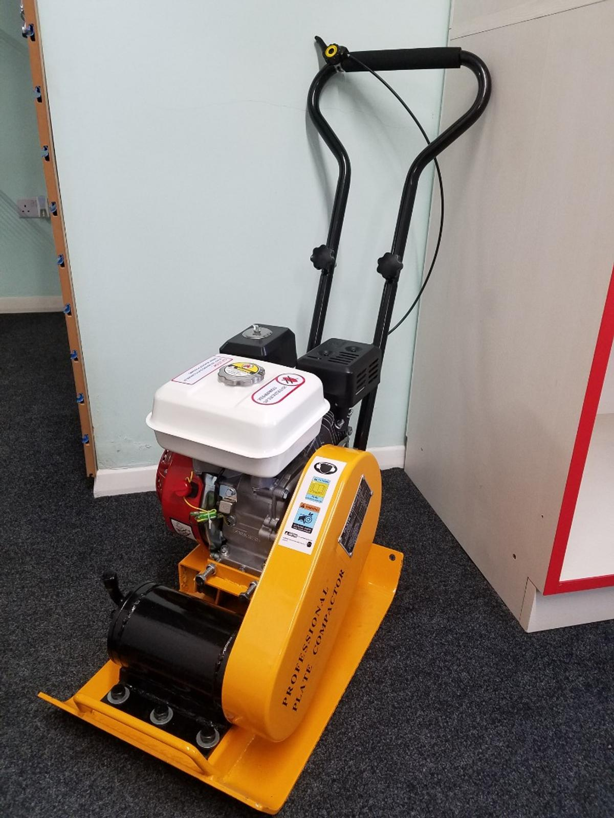 Professional plate compactor NEW in Tw3 3ah Hounslow for