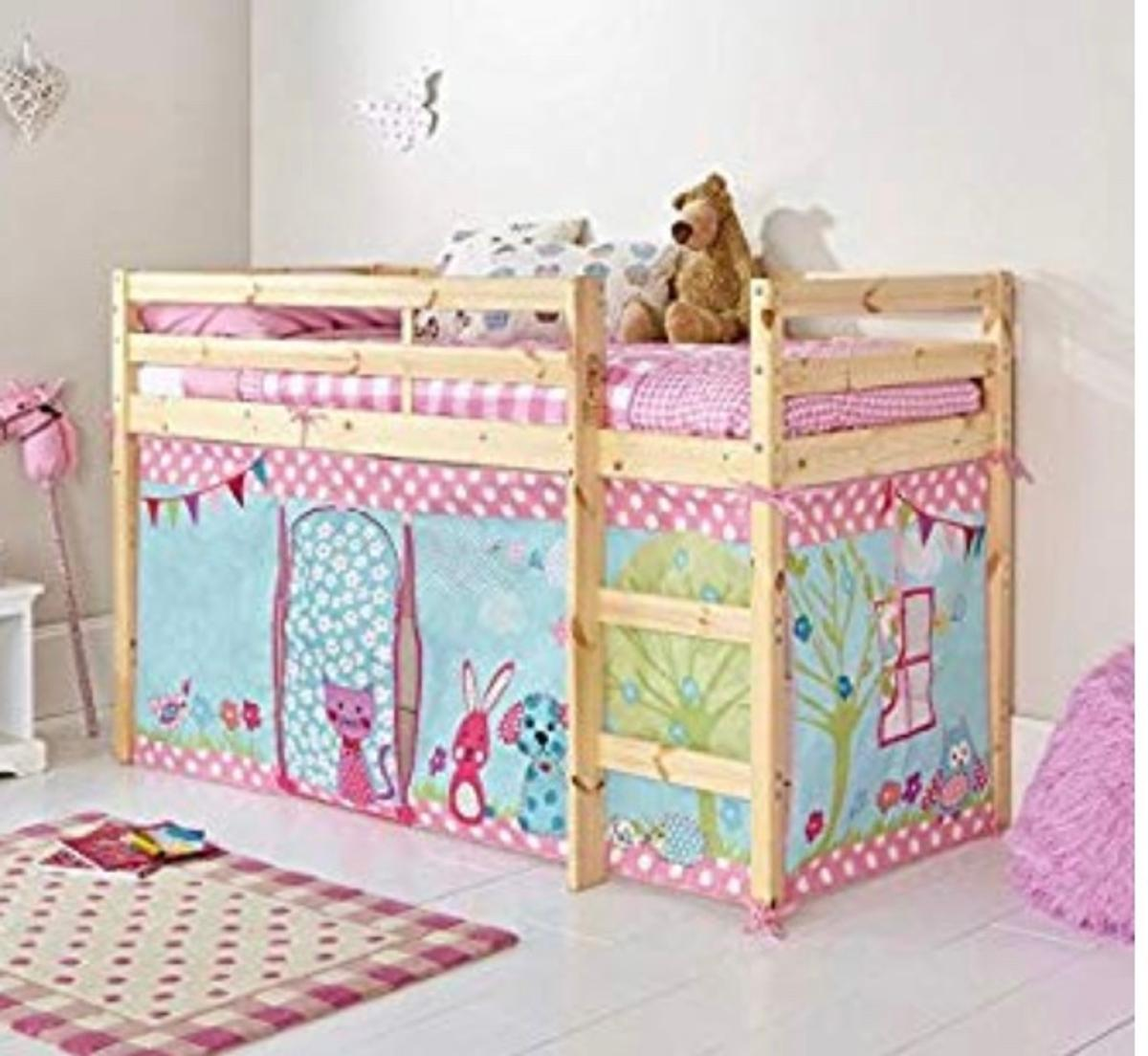 Picture of: Under Bed Tent For Kids Mid Sleeper Bed In Se3 London For 12 00 For Sale Shpock