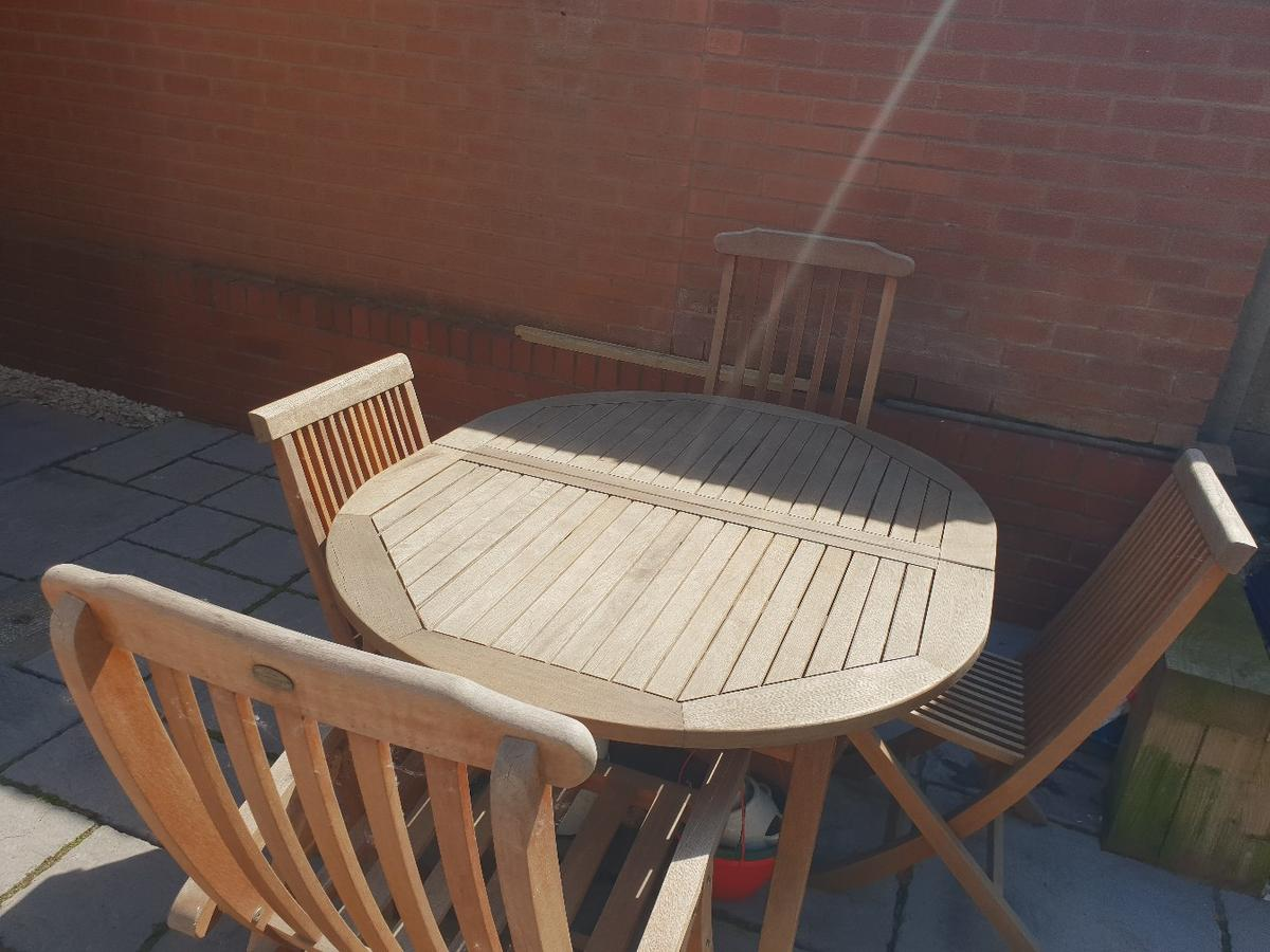 Outdoor Patio Furniture Table Chairs