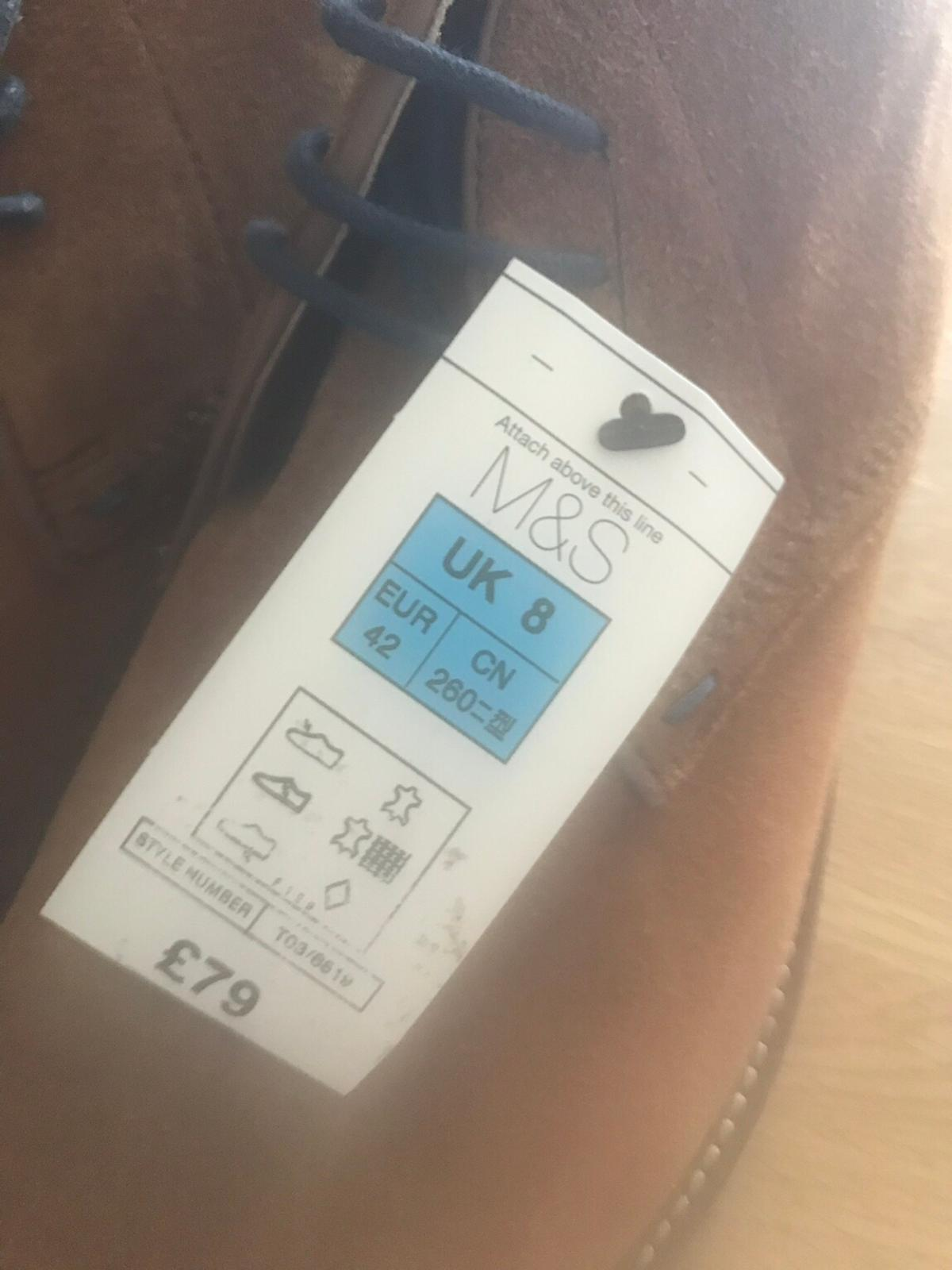 Men's size 8 suede boot in Tameside for £20.00 for sale | Shpock