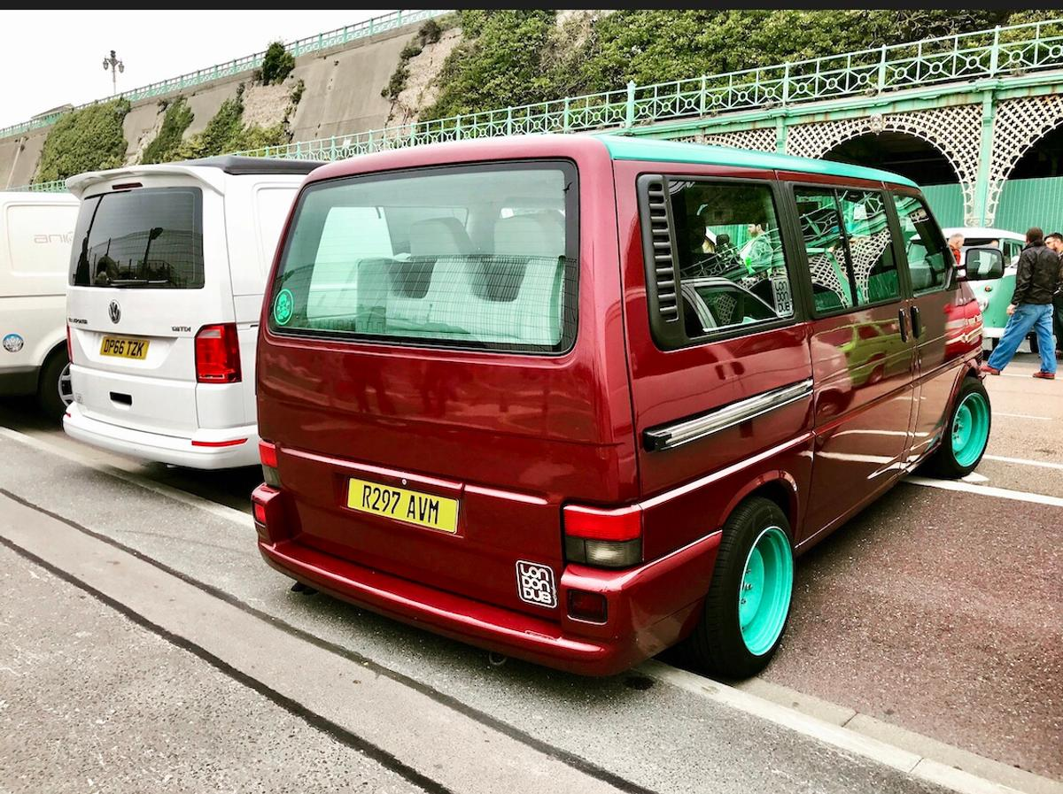 Vw t4 camper in SE3 Greenwich for £6,995 00 for sale - Shpock