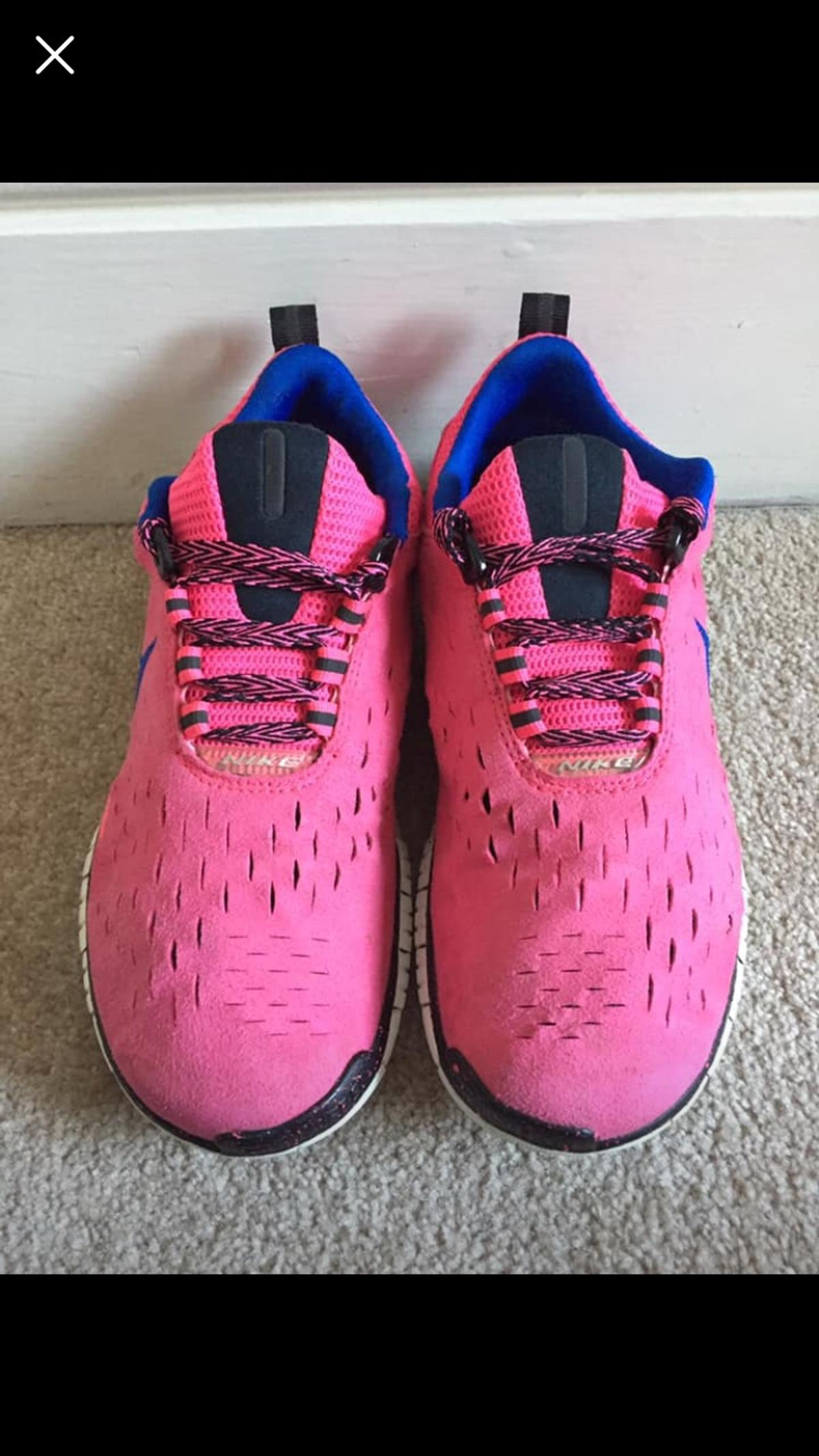 best service e54d4 7983f Nike free run women's running trainers. 5.5. in DY10 Forest ...