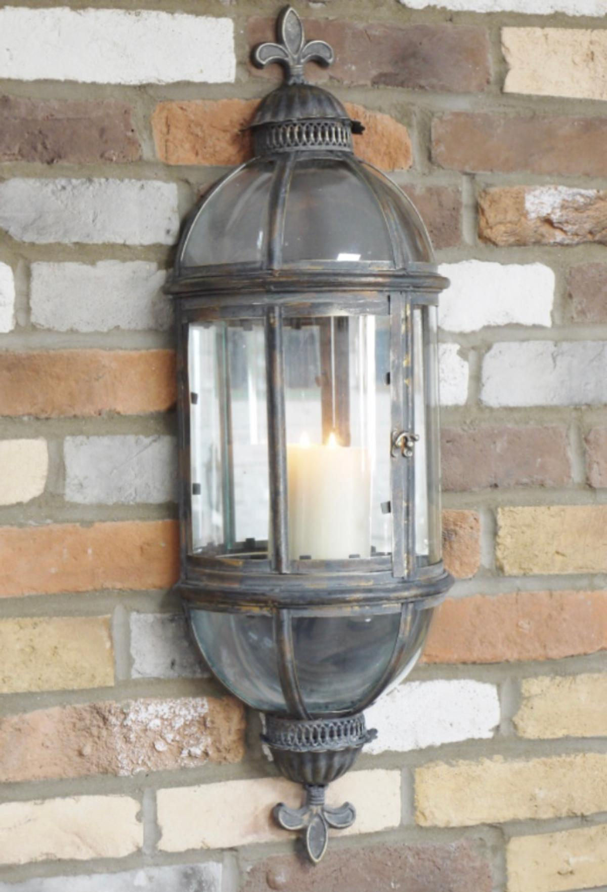 Large Wall Mounted Candle Holder Lantern In Doncaster For