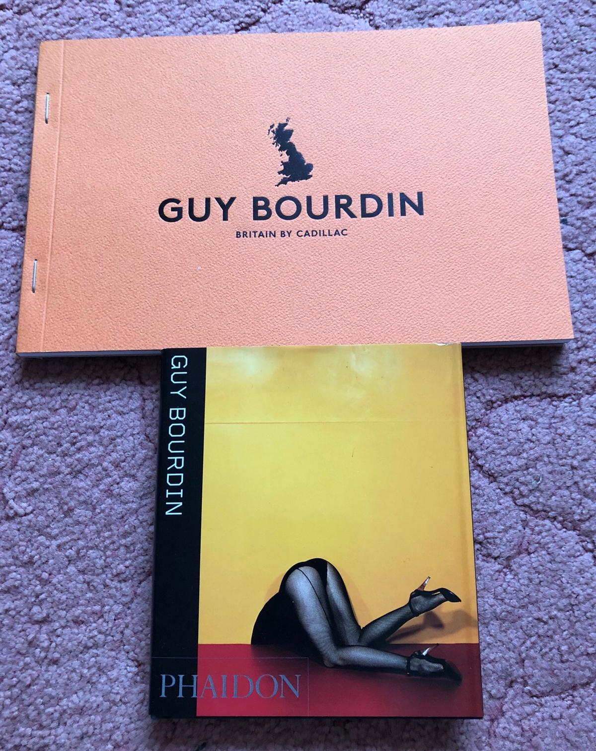 Guy Bourdin, book and catalogue, LIKE NEW in RM7 London for