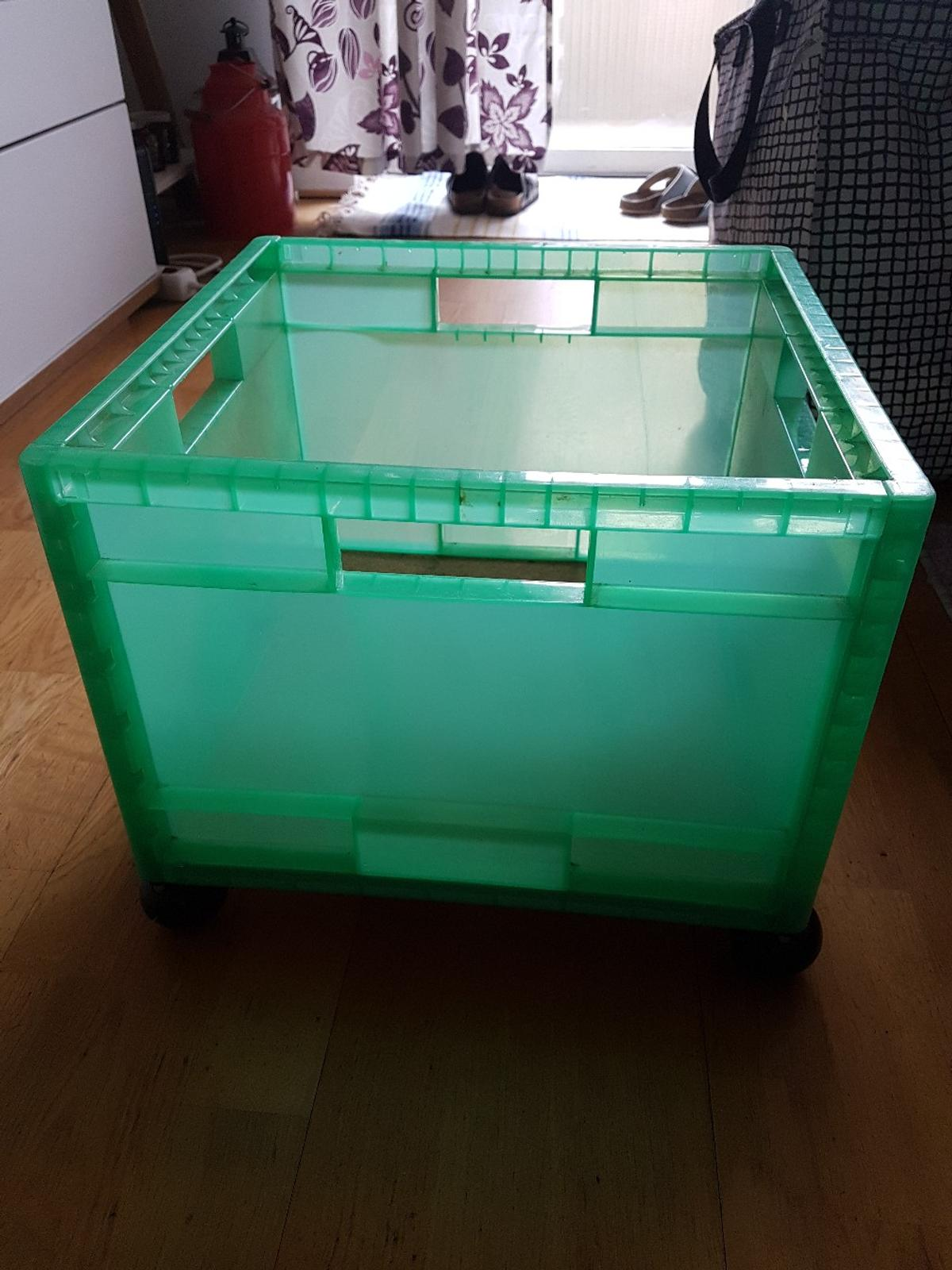 Picture of: Forvaringback Pa Hjul Ikea In 254 35 Helsingborg For Sek 40 00 For Sale Shpock