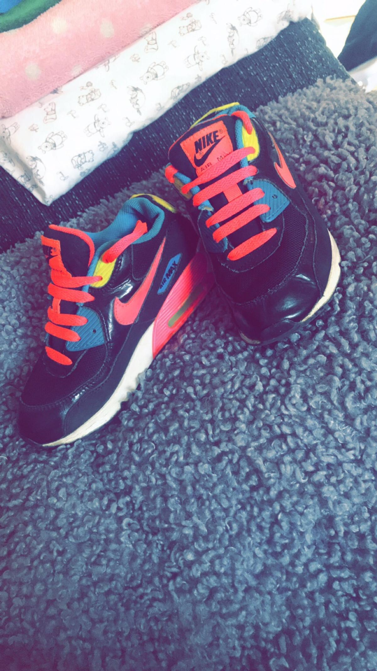 c35363652a Kids size 13 Nike air max in S43 Bolsover for £5.00 for sale - Shpock