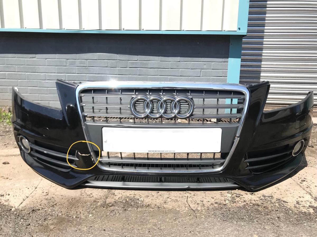 Audi A4 B8 S Line Black Bumpers In Sk16 Tameside For 123 00 For Sale Shpock