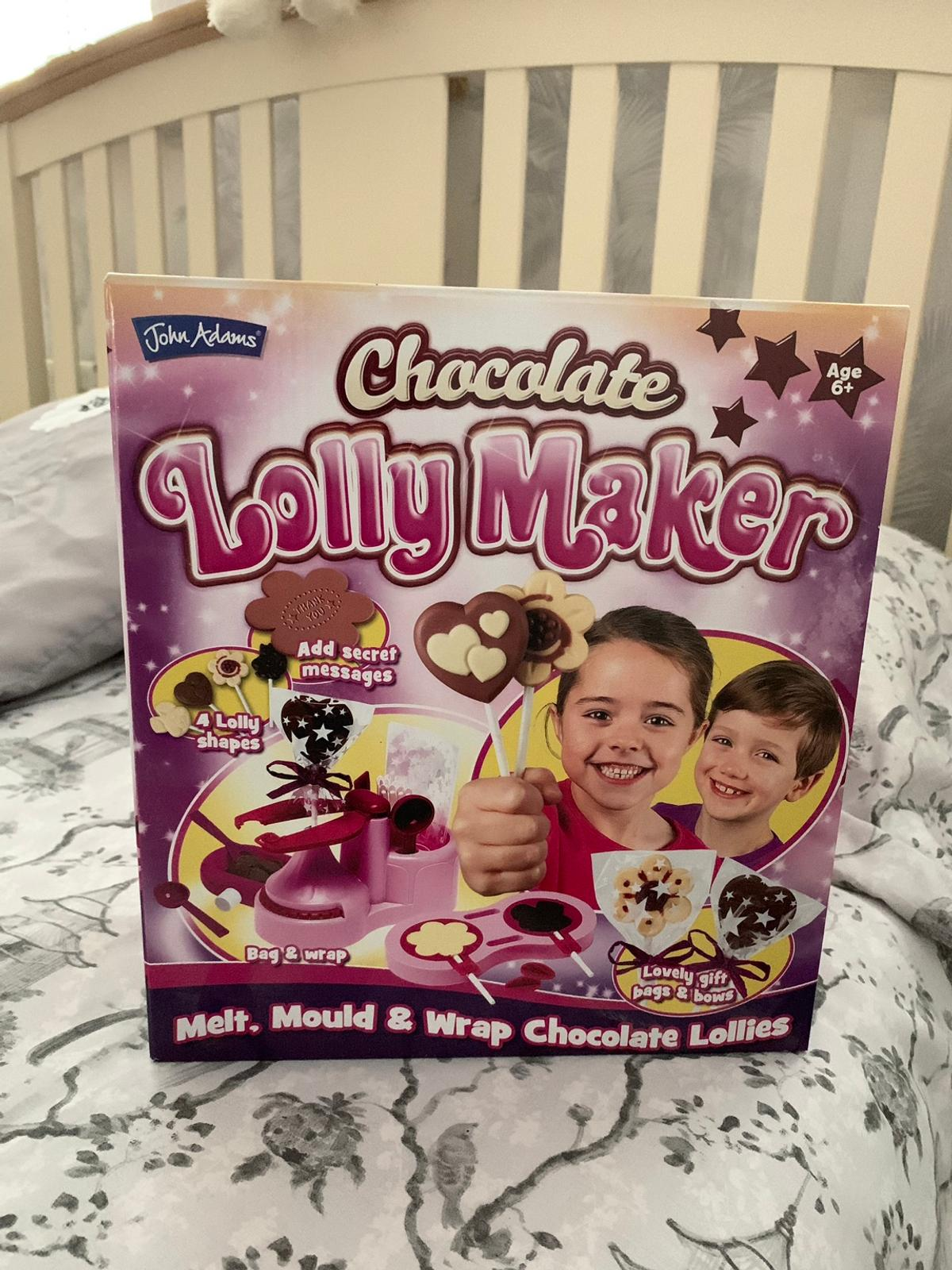 Hedbanz Chocolate Lolly Maker In Wigan For 500 For Sale