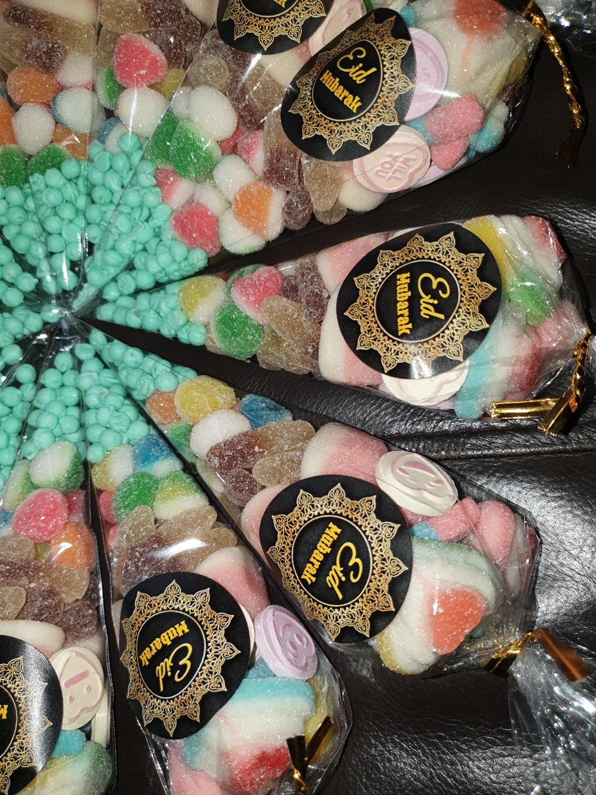 Eid sweet cones in LU4 Luton for £1 00 for sale - Shpock