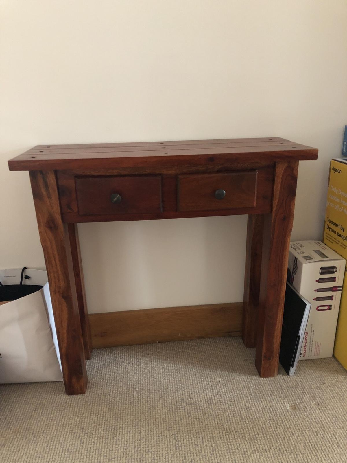 Acacia Wood Hall Table In Nw1 London For 50 00 For Sale Shpock