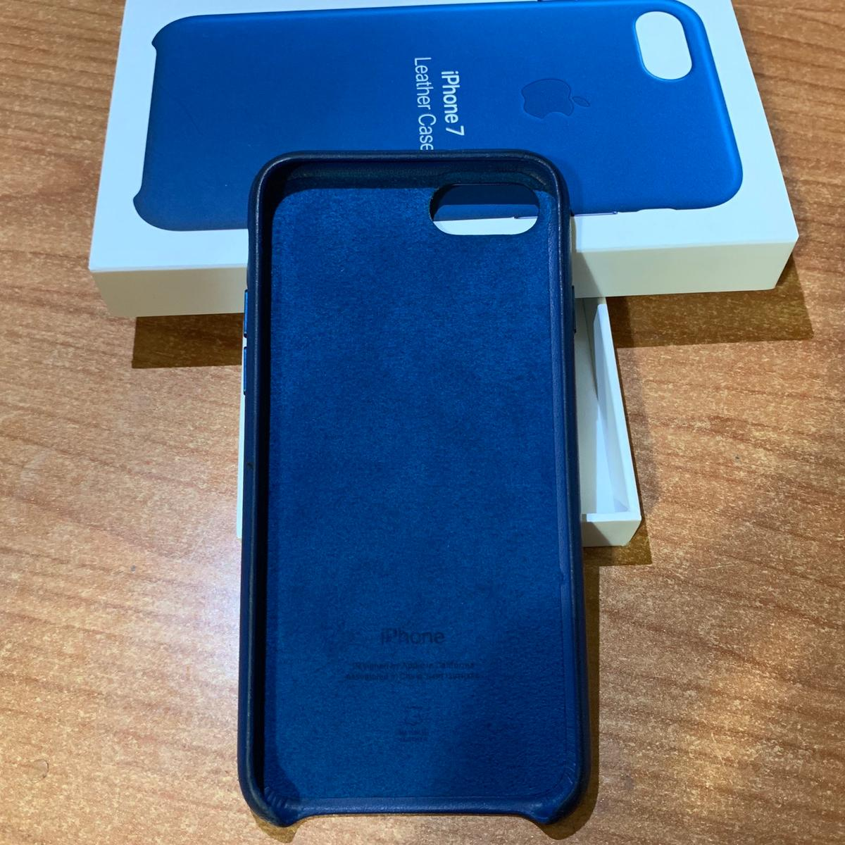 custodia iphone 7 in pelle