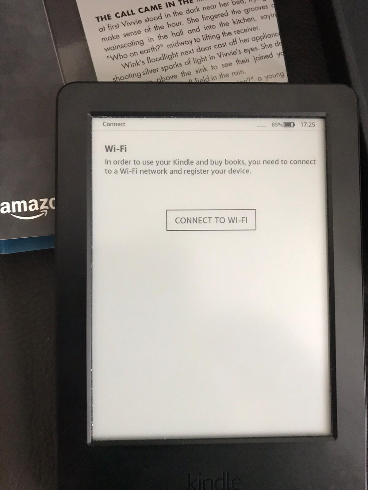 Amazon Kindle 7th Gen in SE18 Greenwich für £ 40,00 kaufen