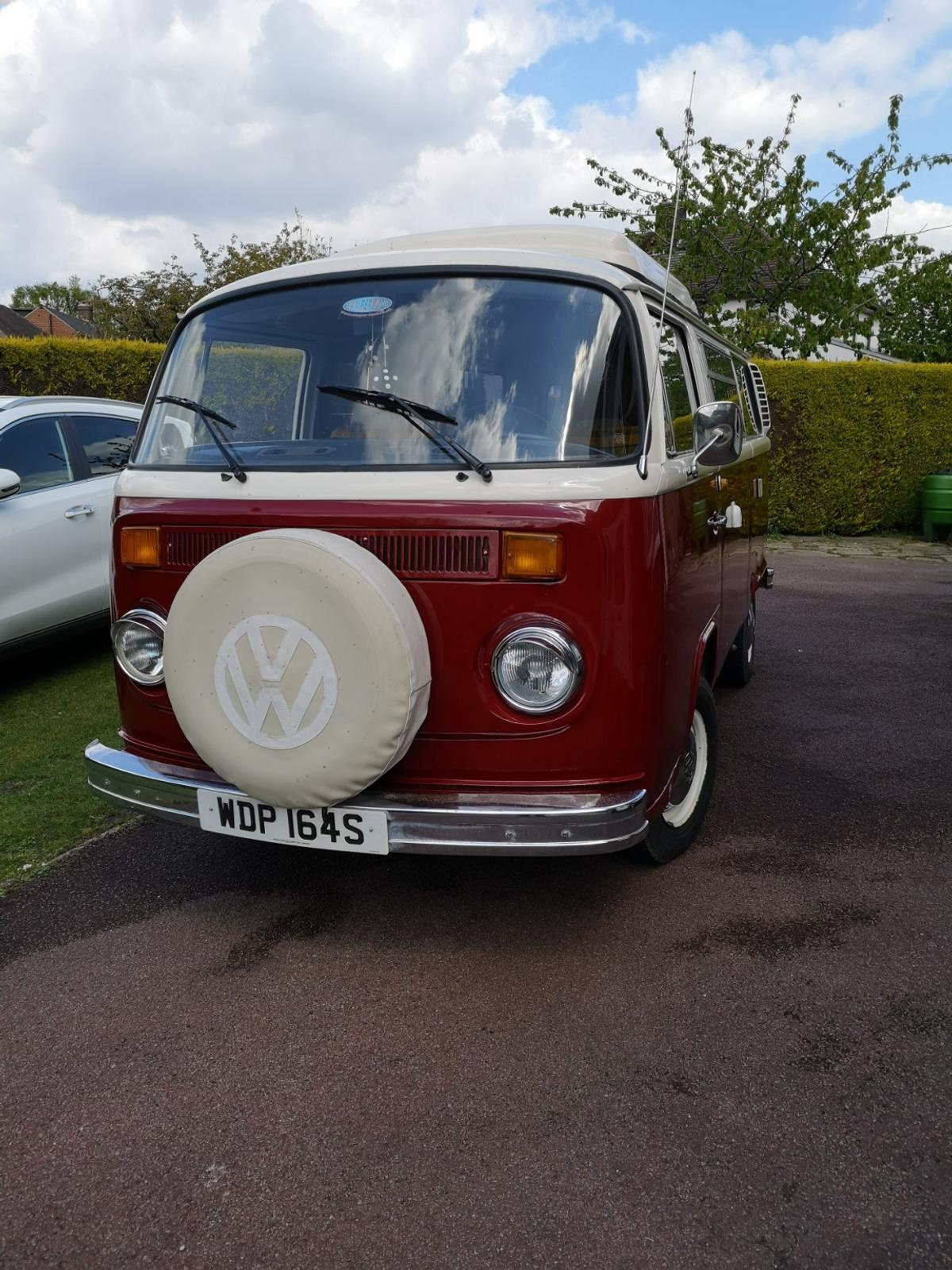 VW type 2 T2 Bay window Camper van 1977 in S8 Sheffield ...