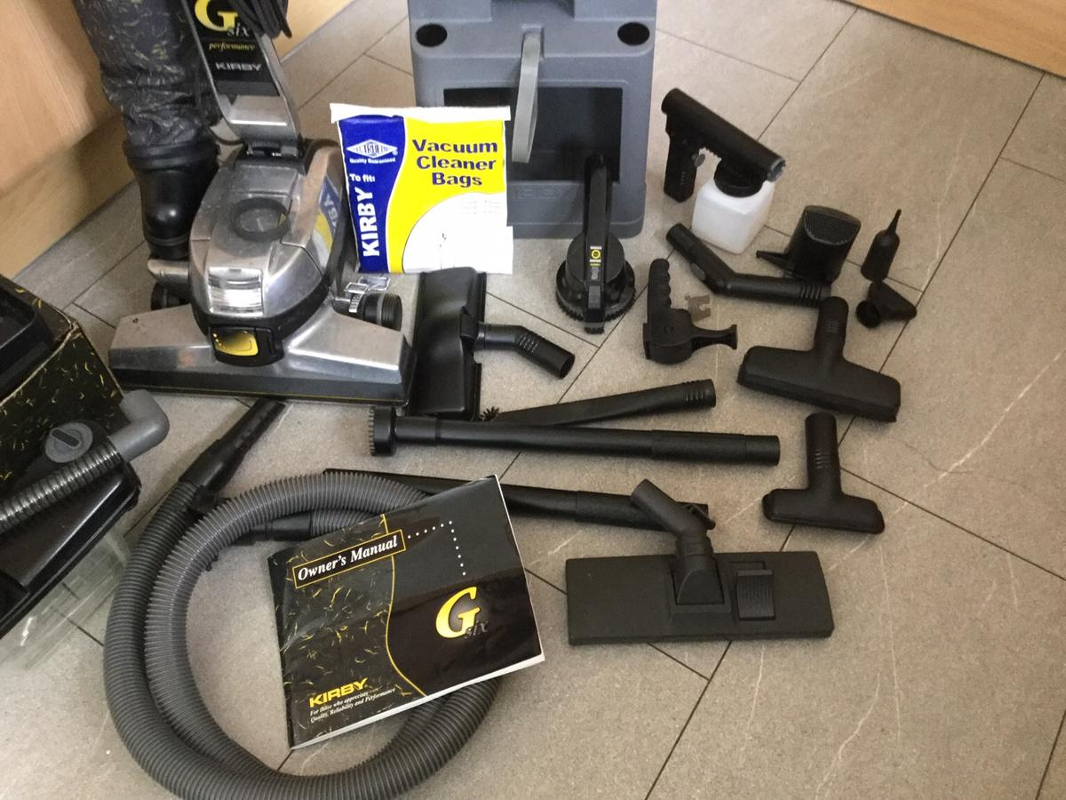 Kirby Upright Gsix G6 Vacuum Cleaner
