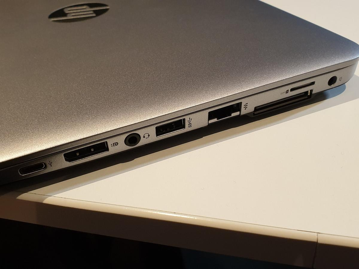 Hp Elite book 820 G3 ultrabook with 4G + WiFi in TW19