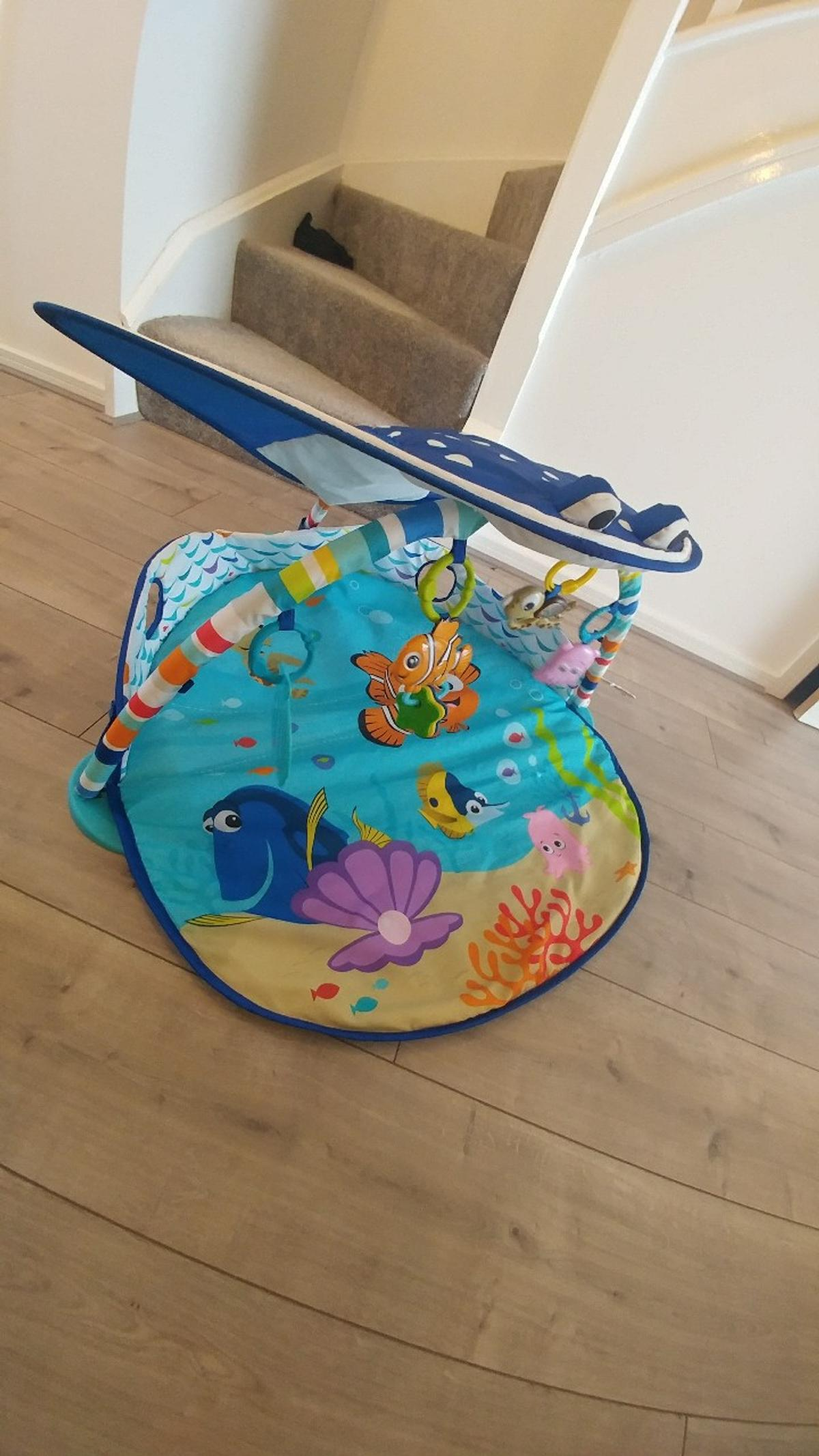 Peachy Finding Nemo Play Gym In Salford Fur 20 00 Alphanode Cool Chair Designs And Ideas Alphanodeonline
