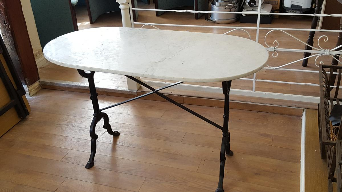 Fabulous Marble Top Tables X 4 Priced Individually Evergreenethics Interior Chair Design Evergreenethicsorg