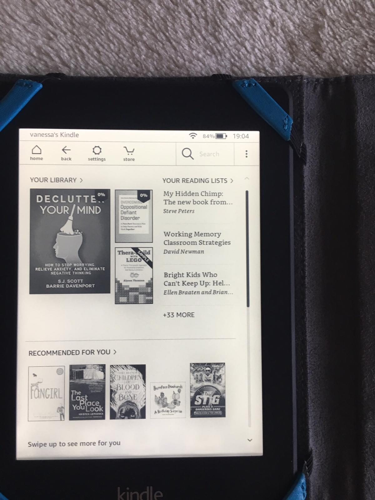 Amazon kindle paperwhite in WV13 Wolverhampton für £ 40,00