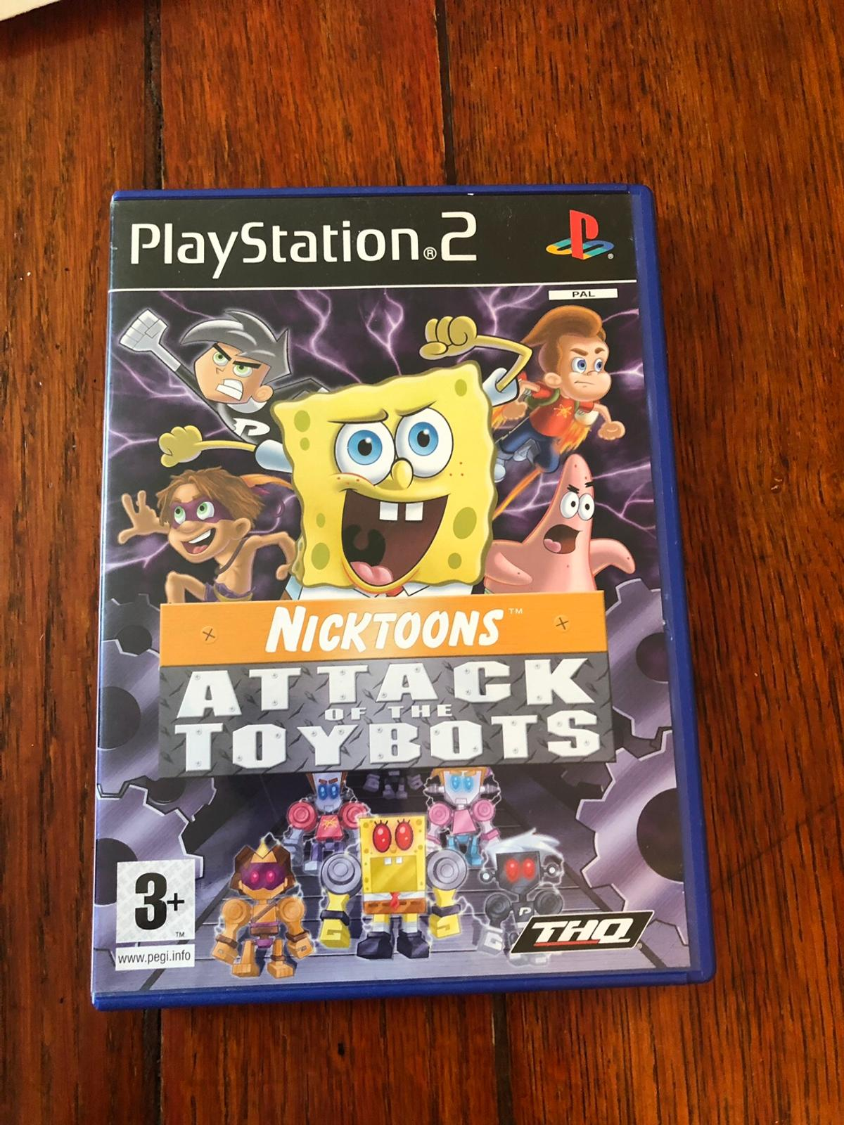 Ps2 Nicktoons Attack Of The Toybots In W9 London Für 100 Kaufen