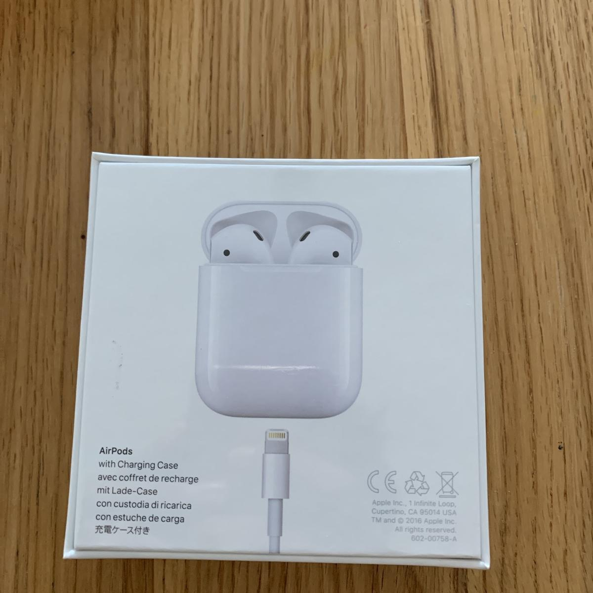 Apple Airpods 1st Gen In B29 Birmingham For 1 00 For Sale Shpock
