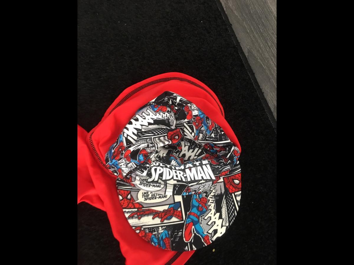 d3ff57acc3a Boys Spider-Man sunsafe suit 5-5 in SA5 Swansea for £6.00 for sale ...