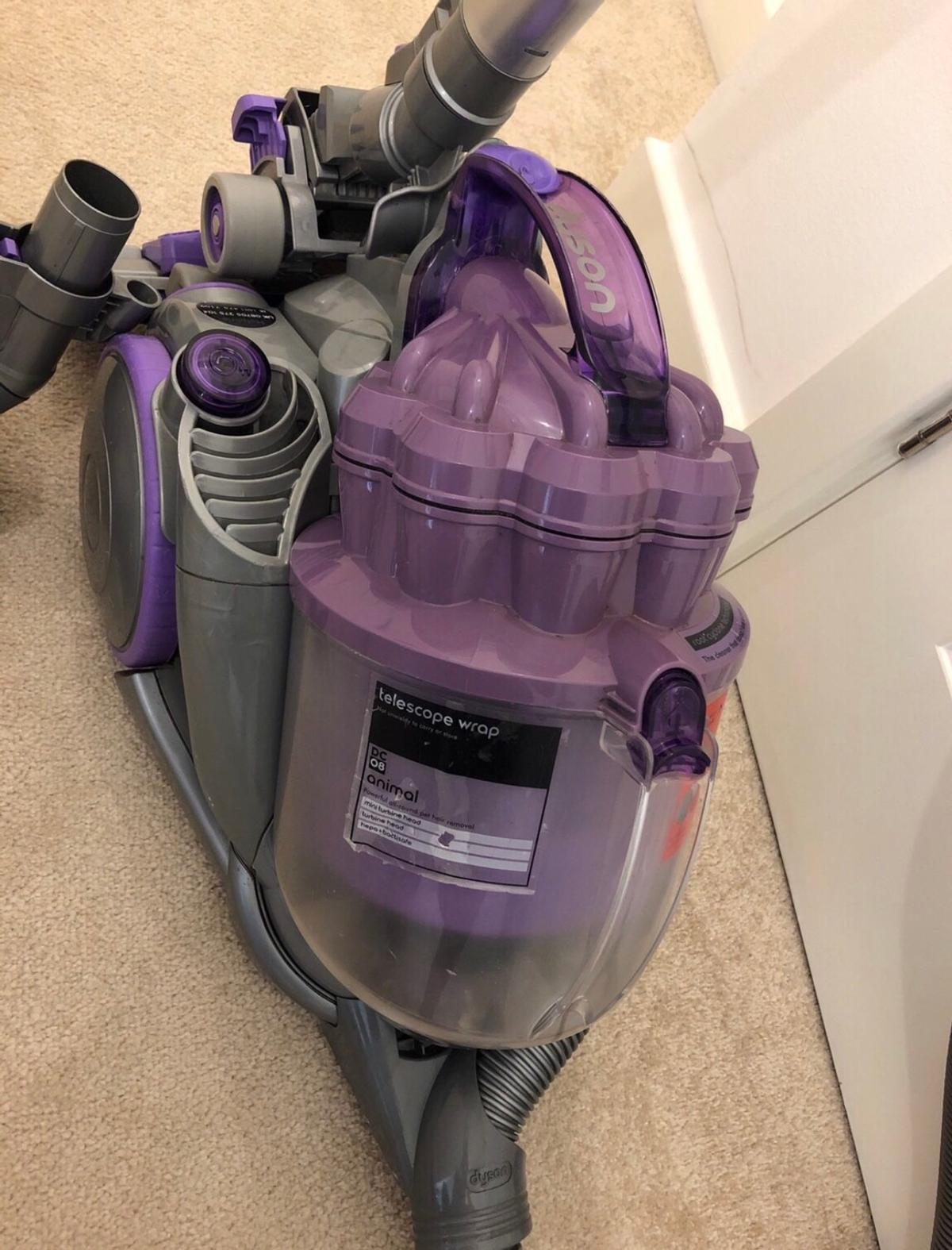 Dyson Dc08 Animal Vacuum Cleaner In E14