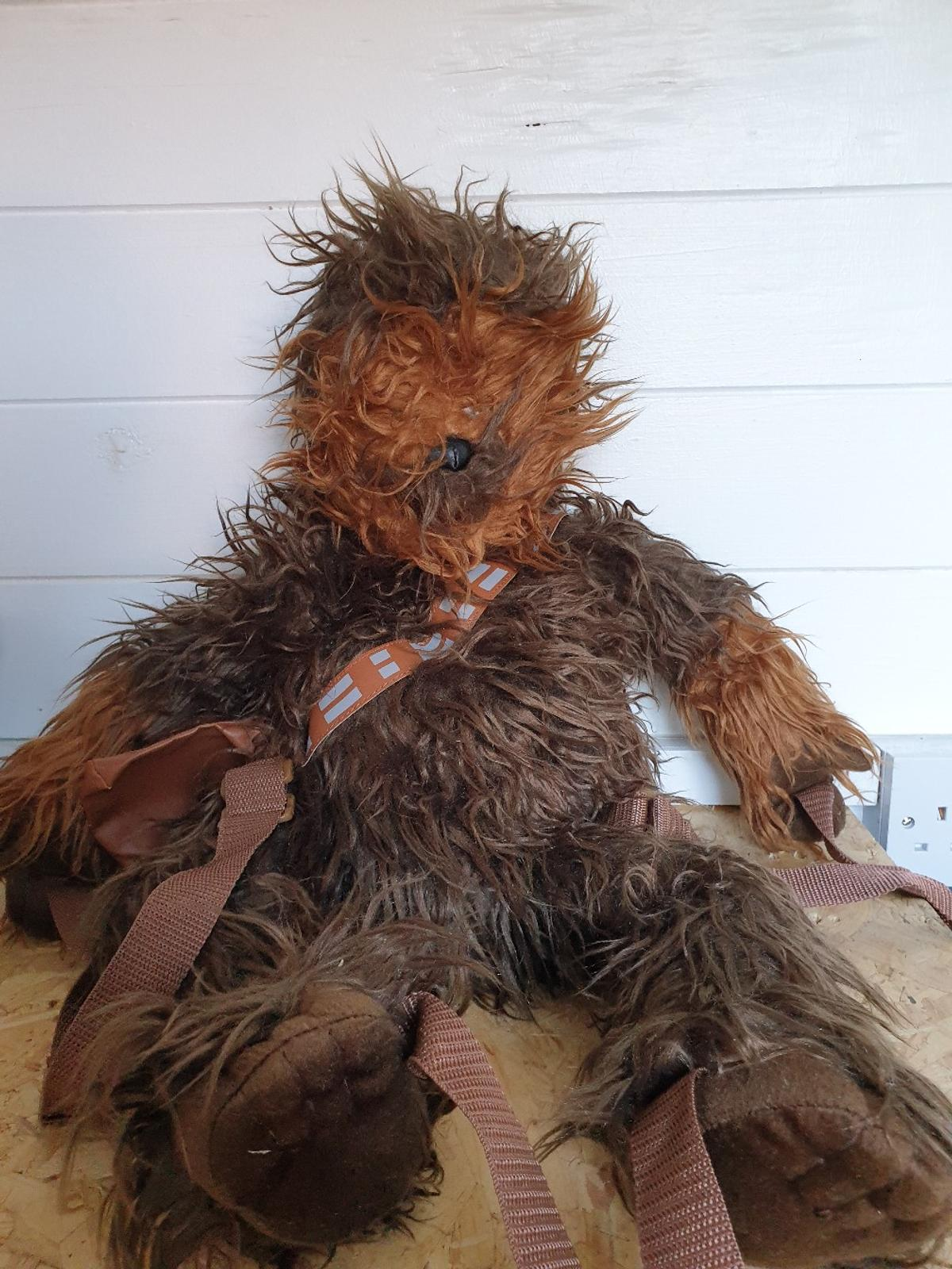 Star Wars Chewbacca Bag