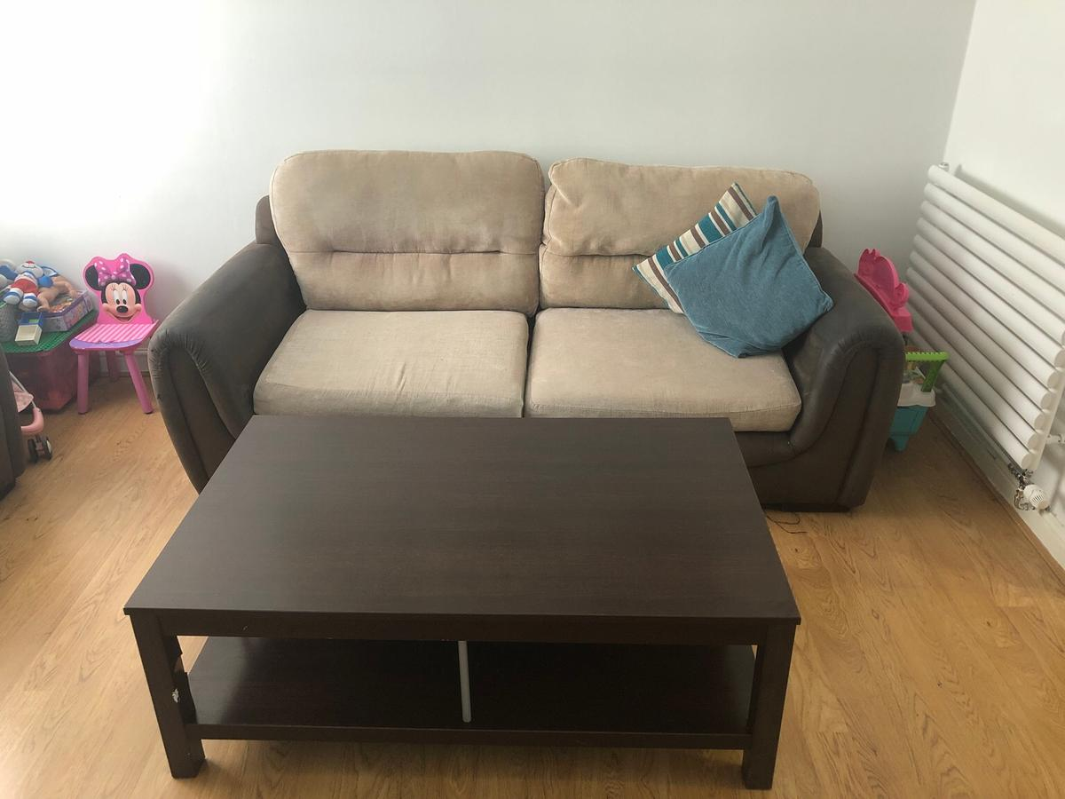 3 Seater Sofa Double Bed All