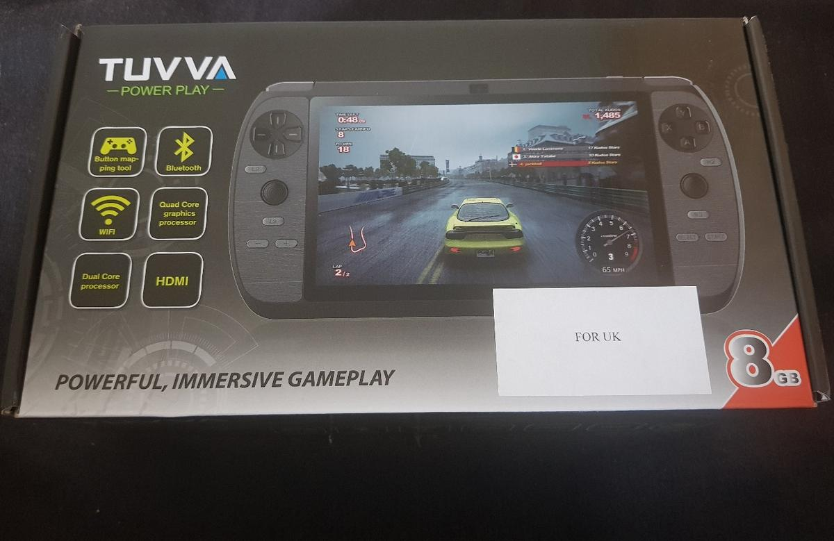 Tuvva Power Play, Gaming Tablet 7