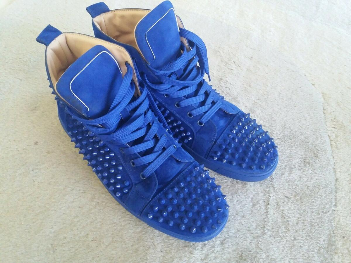 check out aa568 55439 Christian louboutin mens Trainers size 10 in WN8 Lancashire ...