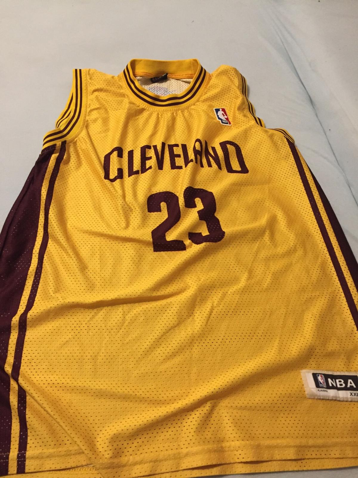 cheap for discount 9333c b9310 NBA Trikot LeBron James Cavs