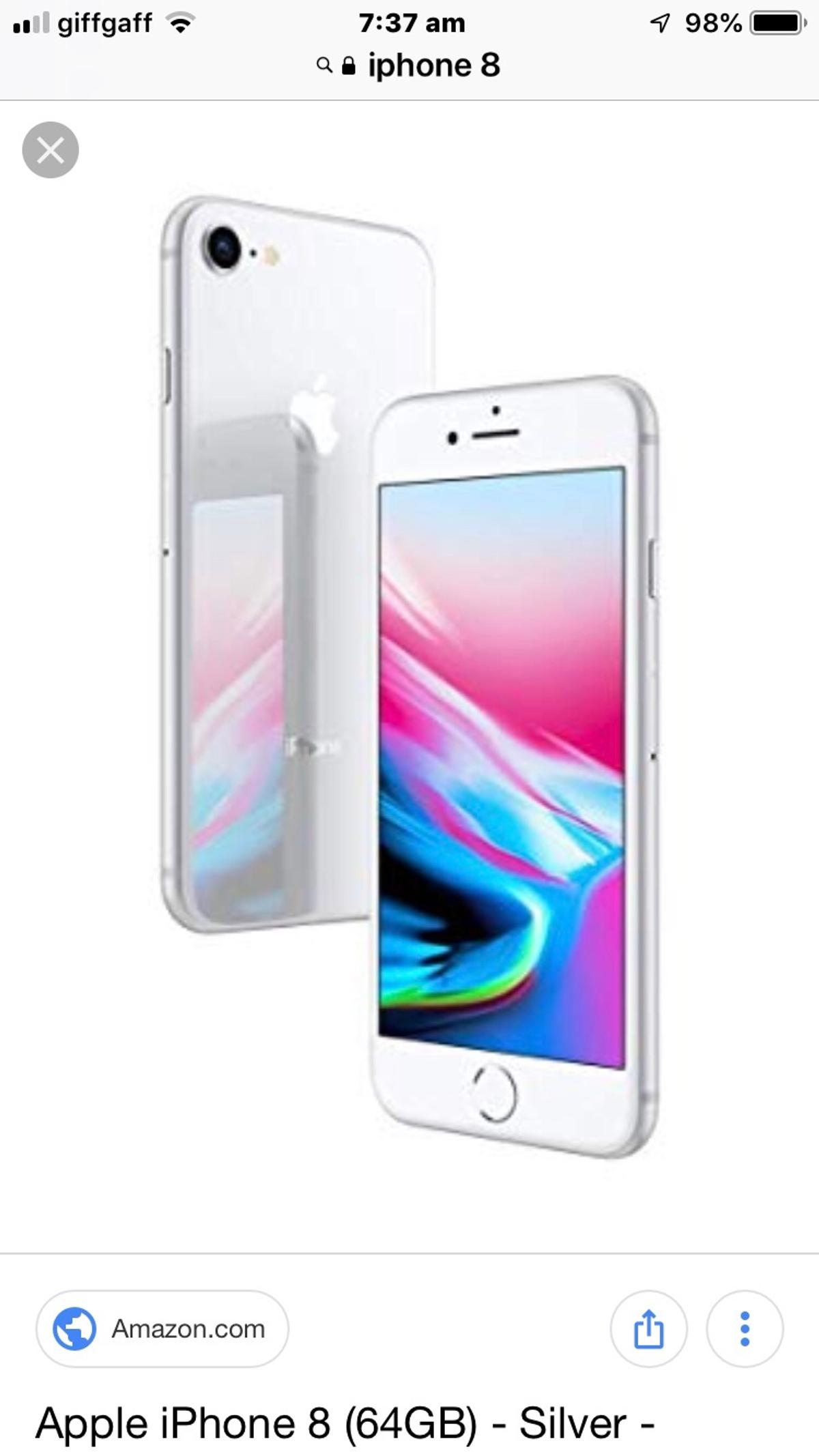 half off a6e34 7a266 Wanted water damaged iPhone 8
