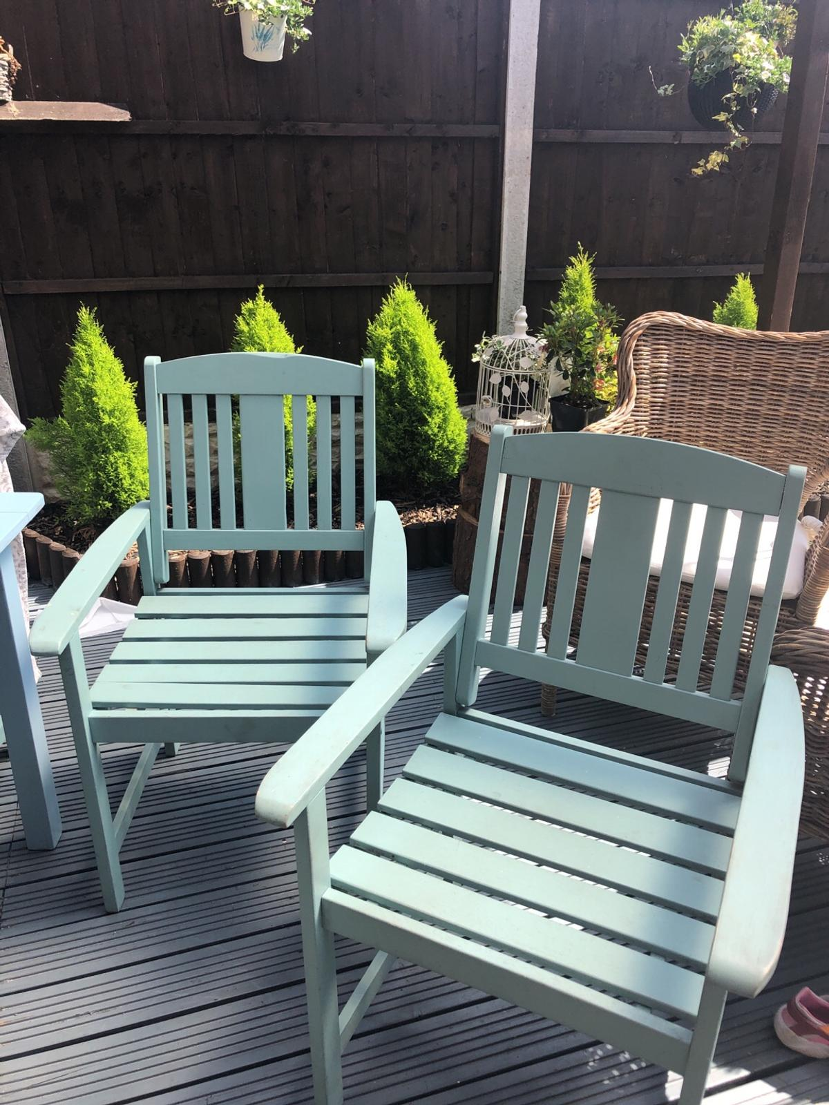 Awe Inspiring Garden Chairs In Coventry For 30 00 For Sale Shpock Theyellowbook Wood Chair Design Ideas Theyellowbookinfo