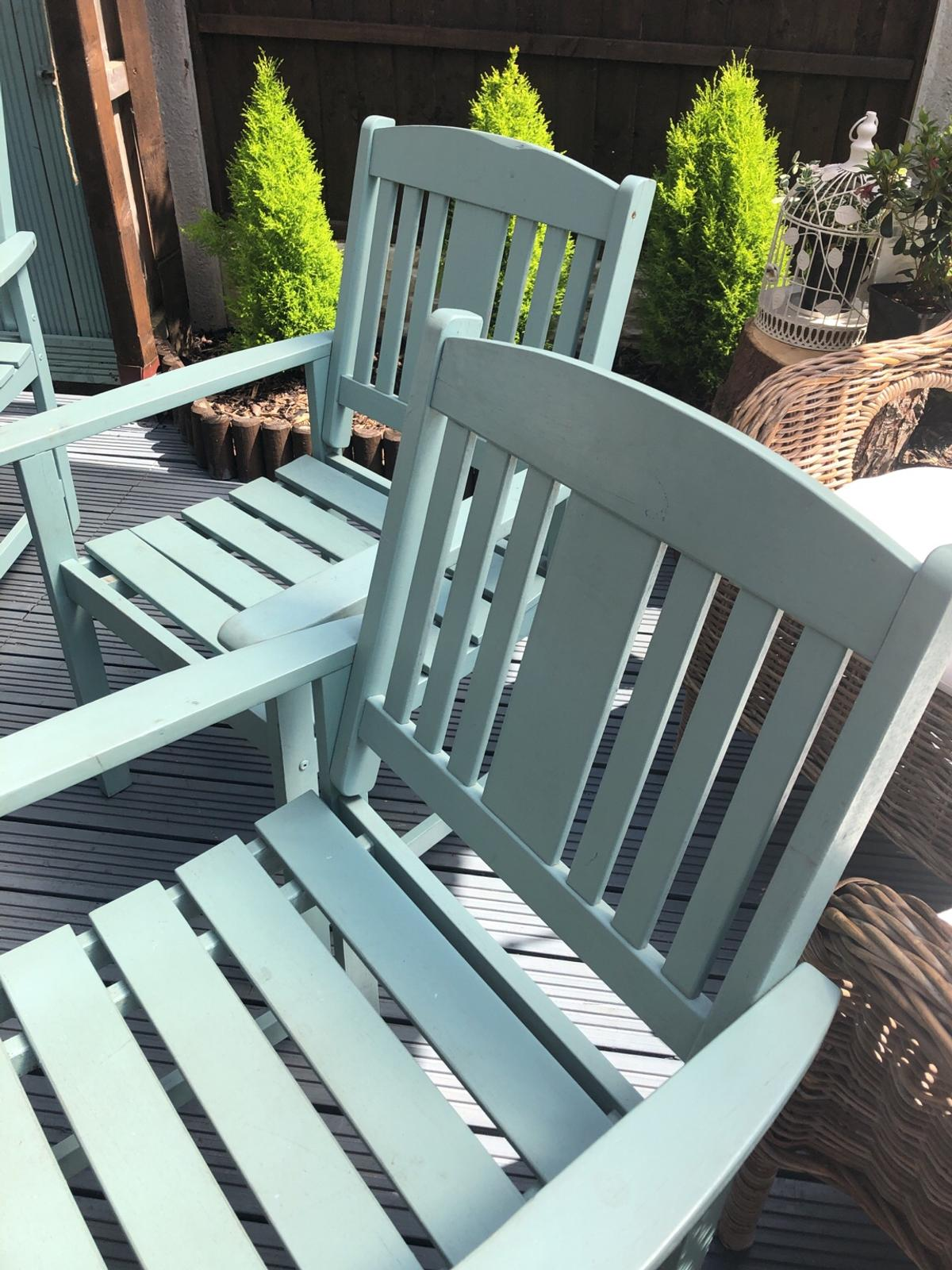 Outstanding Garden Chairs In Coventry For 30 00 For Sale Shpock Theyellowbook Wood Chair Design Ideas Theyellowbookinfo