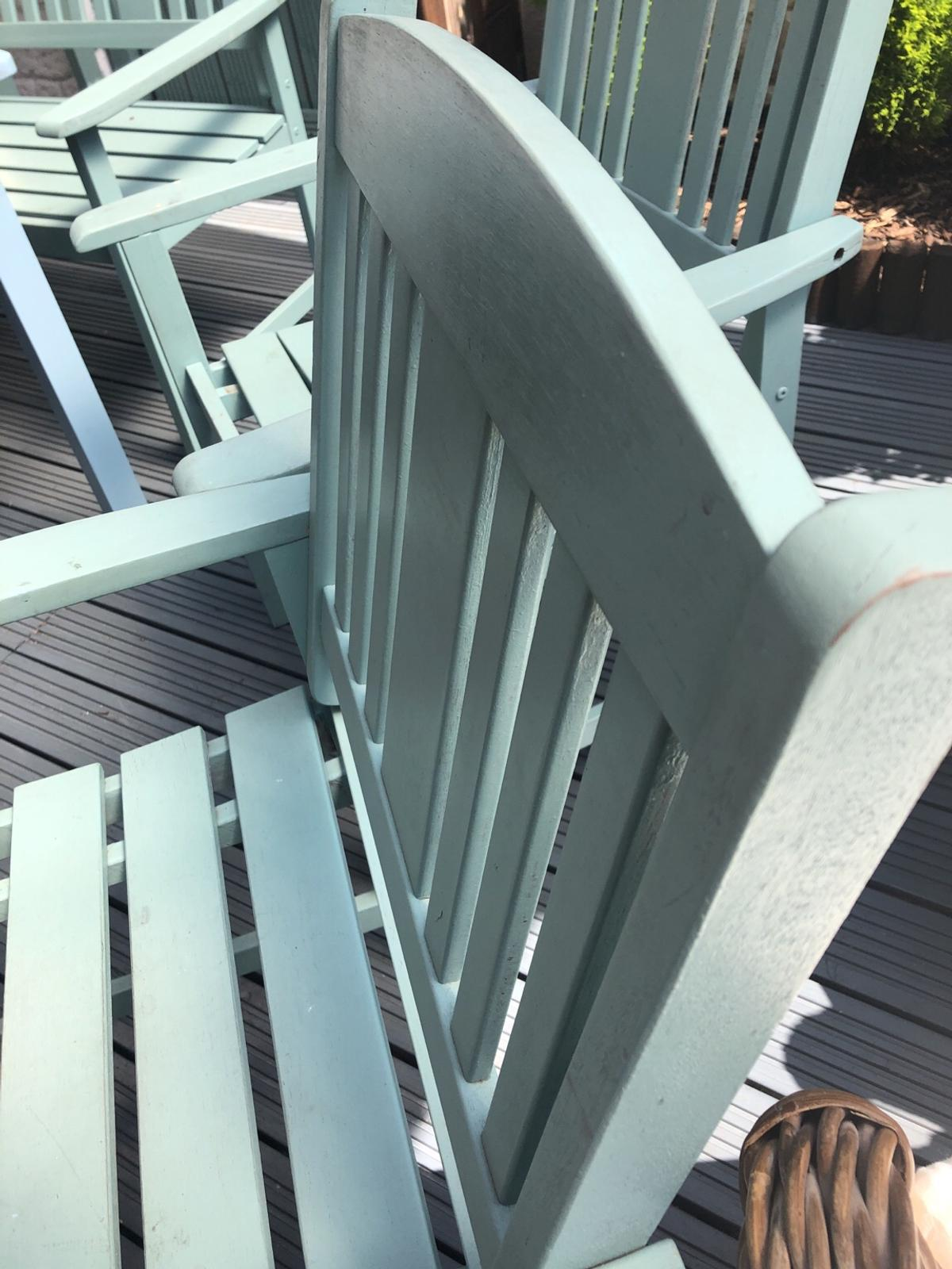 Sensational Garden Chairs In Coventry For 30 00 For Sale Shpock Theyellowbook Wood Chair Design Ideas Theyellowbookinfo
