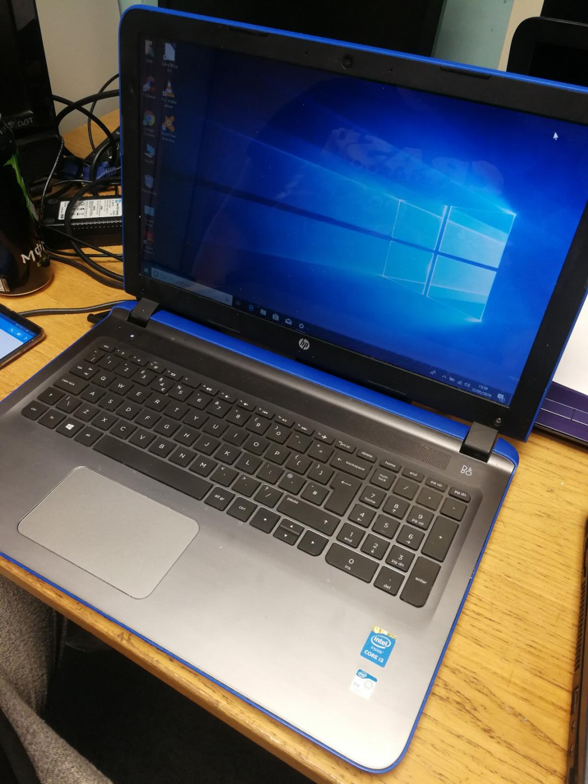 HP Pavilion 15 6 inch laptop i3