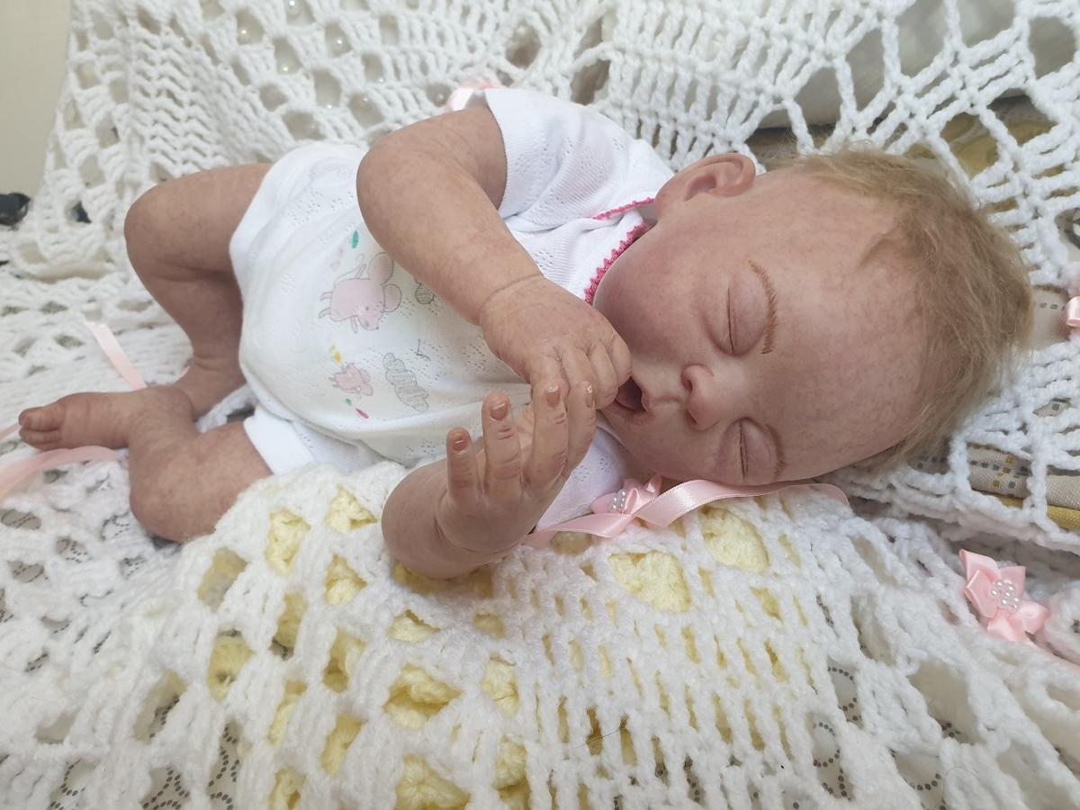 reborn baby girl in WS11 South Staffordshire for £100 00 for sale