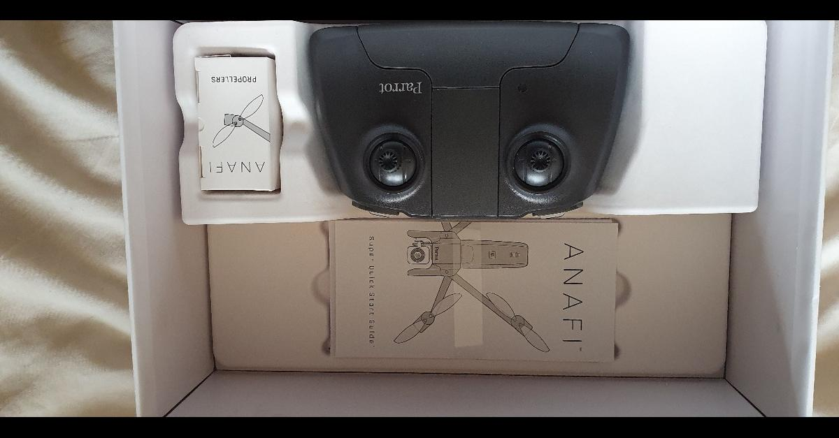 Parrot Anafi drone in B13 Birmingham for £345 00 for sale - Shpock