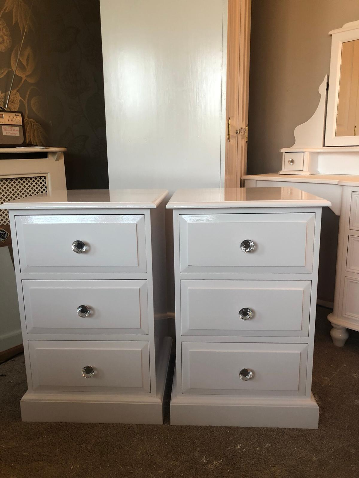 Picture of: Extra Large Bedside Cabinets In Da17 Bexley For 80 00 For Sale Shpock