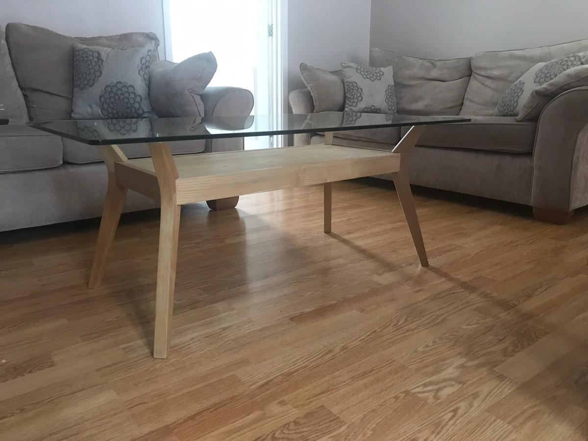 John Lewis Akemi Coffee Table In Charnwood For 4000 For