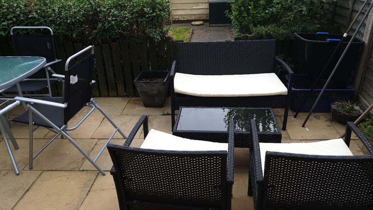 Fabulous Rattan Garden Furniture In B34 Birmingham For 50 00 For Home Interior And Landscaping Ologienasavecom