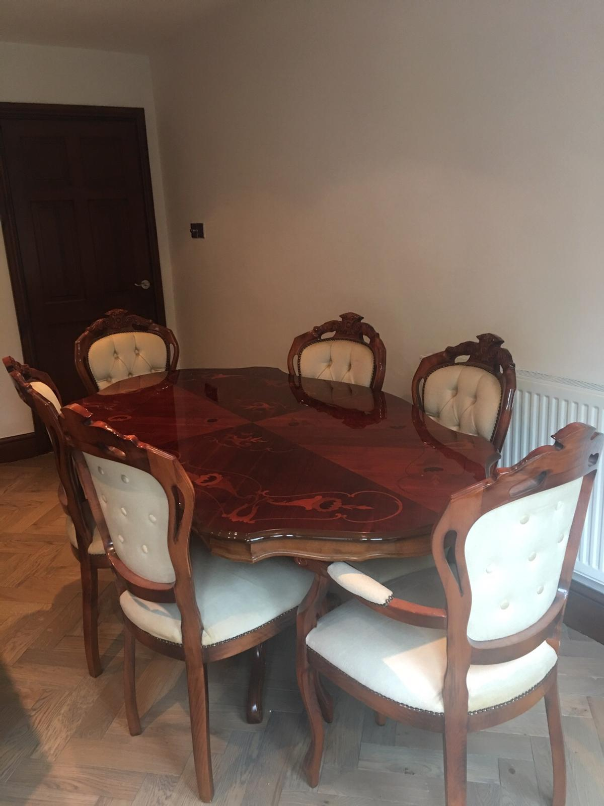Picture of: Antique Mahogany Dining Table In Ashfield For 100 00 For Sale Shpock