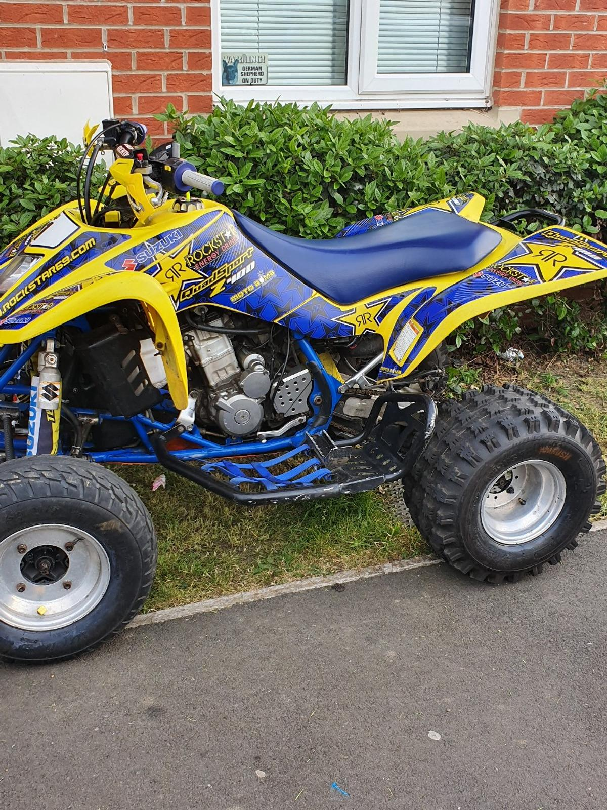 Ltz 400 Road Legal Quad In Ss14 Basildon For 3 000 00 For Sale